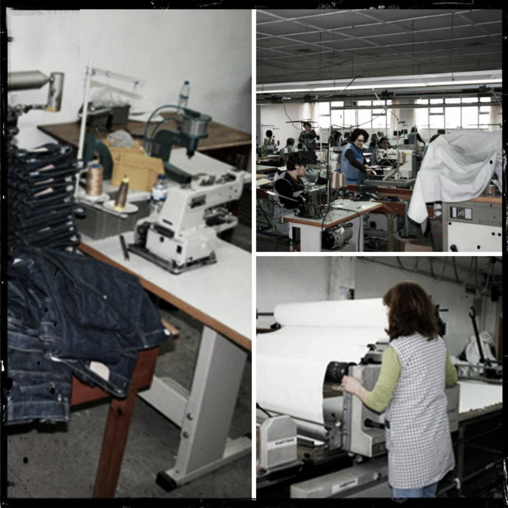 collage Fabrica